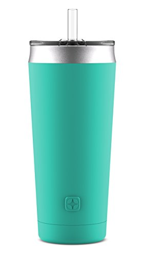 Ello Beacon Stainless Steel Vacuum Insulated Tumbler, used for sale  Delivered anywhere in Canada