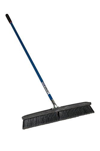 Seymour 82014  PB24 Push Broom, Smooth Surfaces, Cushion Gri