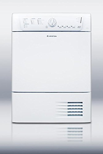 Summit TCL73XNA Electric Dryer, White by Summit
