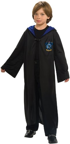 Halloween FX Ravenclaw Robe Unisex Child Costume (Small)