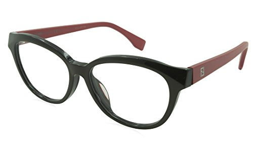 Fendi Rx Eyeglasses - FF0044 F Brown / Frame only with demo - Frames Women's Fendi Eyeglass