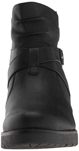 SOUL NATURAL Black Women's Ankle Quincy Boot 4Cpw0qfdwx