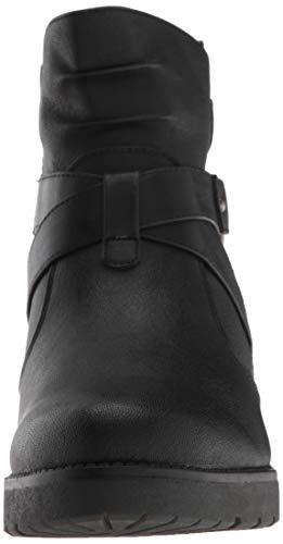 Ankle Black Boot Women's Quincy SOUL NATURAL qURtSPnw7