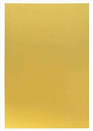 Hygloss Products Metallic Foil Paper Sheets – 10 x 13 Inch, 50 Sheets – (Gold Origami)