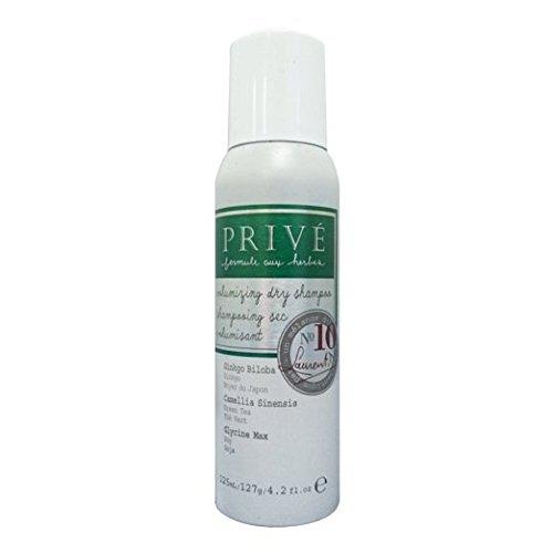 PRIVE #10 Volumizing Dry Shampoo 4.2oz (Prive Styling Gel)