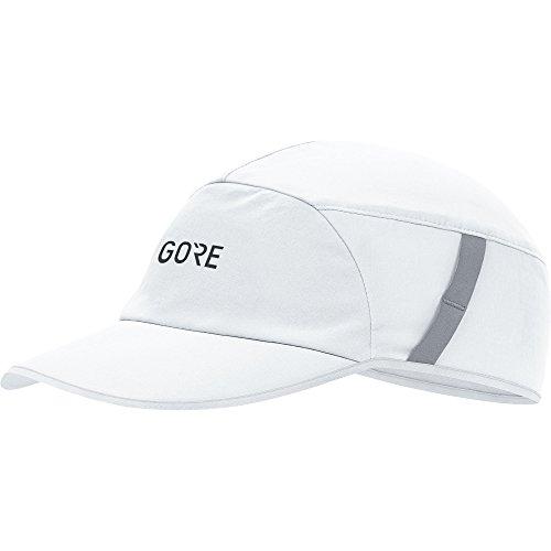 Cap Gore (Gore Wear Men's Breathable Cap, M Light Cap, One Size, Color: White, 100083)