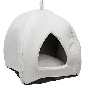 Petco Pyramid Cat Bed in Gray, My Pet Supplies