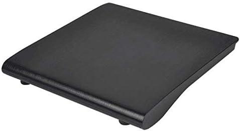 DVDドライブ 外付けCD DVDドライブを搭載したケースのUSB 3.0光学ドライブポータブルドライブプレーヤーバーナーライターリライタ HYFJP