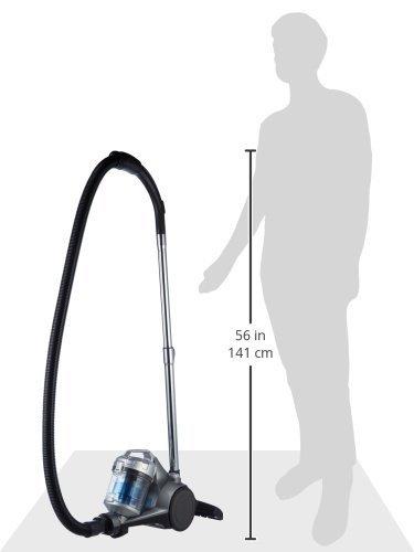 Basics Aspirapolvere a cilindro senza sacco 1,5 L 700 W