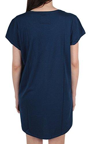 Triumph - Chemise de nuit - Imprimé animal - Femme bleu bleu foncé