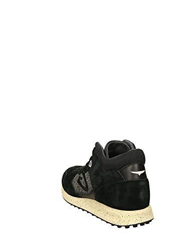 Sneakers Alta Su77403d Guardiani 44 Uomo Nero U5EwR1