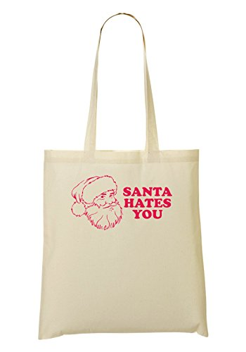 Fourre À Provisions Tout Sac Santa You Sac Hates TCWcw4qzA8