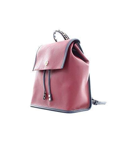 Femme Sac dos AW0AW05807 à Hilfiger Rouge Tommy awqPxAc