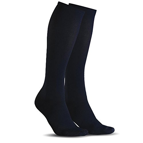 Flying K Boot Socks, 2 pack, over-the-calf design to stay up while you work and ()