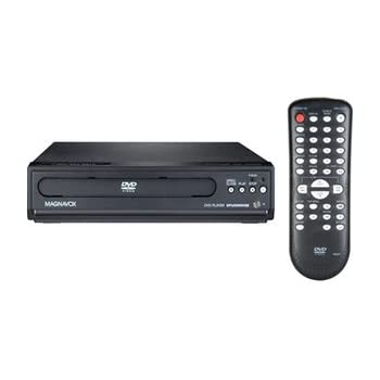 amazon com magnavox dp100mw8b progressive scan dvd player electronics rh amazon com Magnavox DVD DP100MW8B Magnavox DVD DP100MW8B Remote Code
