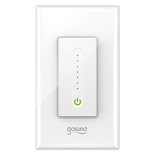 Gosund Smart Dimmer Switch