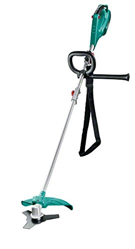 Bosch Strimmer AFS 23-37 (three-prong blade, spool for cutting line, 3x...
