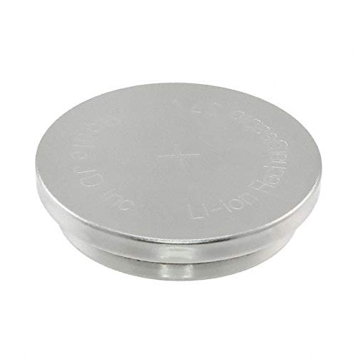 BATTERY LITHIUM 3.7V COIN 20.0MM, (Pack of 105) (RJD2048)