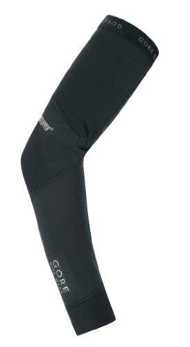 GORE BIKE WEAR AOXSOA Unisex WINDSTOPPER Universal SO Arm Warmers, black by Gore Bike Wear (Warmer Windstopper Arm)