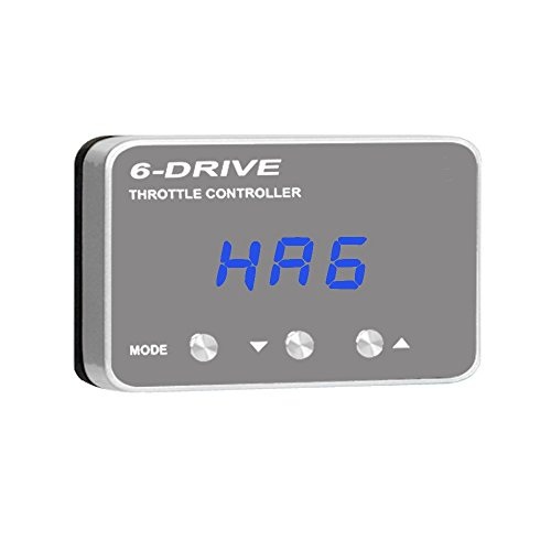July King 6-Drive Electronic Throttle Controller f…