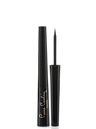 Pierre Cardin Paris Tattoo Dipliner Eyeliner Liquid Pen Waterproof, Black, 0.12 fl oz, 3.5 ml