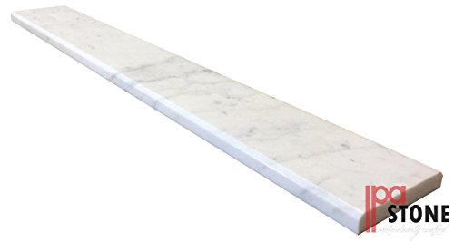Calacatta Gold Marble Threshold - Size (30 x 4) - Polished by Calacatta Gold Marble Threshold