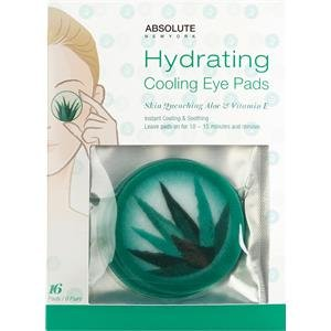 Absolute Cooling EYE PAD Kiwi Revitalizing & Dark Circle Care 16 Pads