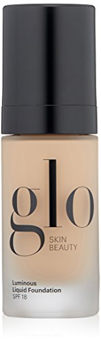 Glo Therapeutics Luxe Liquid SPF 15 Foundation, Tahini, 1 Ounce
