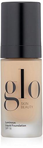 Glo Skin Beauty Luminous Liquid Foundation SPF 18 10 Shades Sheer Coverage, Dewy Finish 1 fl. Oz.
