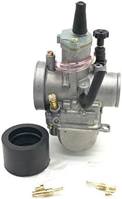 MothAr 21mm Carburetor replacement Keihin PWK21 applied power jet racing scooter dirt bike pit ATV
