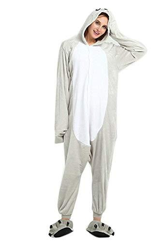 Halloween Kigurumi Attrezzatura Abyed® Leone Cosplay Costume Pigiama Anime Marino 4AxYdYIq