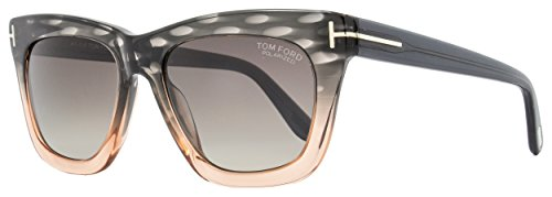 Tom Ford Celina Sunglasses in Grey Peach Gradient FT0361 20D - Usa Buy Sunglasses In