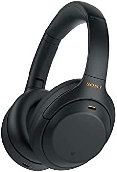 Sony Wireless NC Over-the-Ear Headphones with Mic