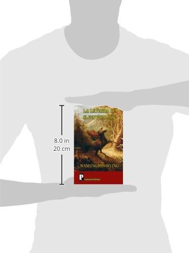 La leyenda de Sleepy Hollow: (El Jinete sin cabeza): Amazon.es: Washington Irving: Libros