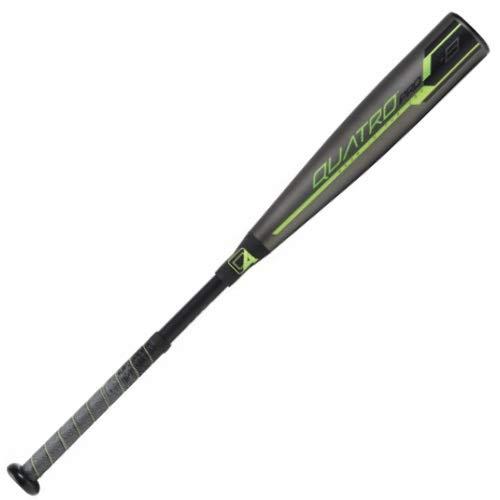 Rawlings 2019 Quatro Pro USA Youth Baseball Bat (-8), 29 inch / 21 oz