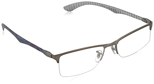 Ray-Ban RX8413 Carbon Fibre Eyeglasses-2851 Matte - Fiber Carbon Eyeglasses Frames