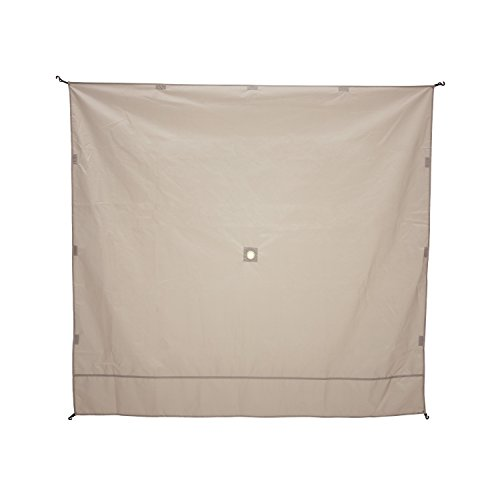Cheap  Gazelle 21077 Pop-up Portable Gazebo Screen Tent Wind Panels, 3 Pack