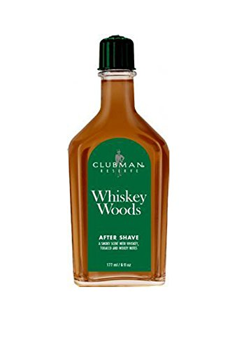 Clubman Reserve WHISKEY Woods After Shave 6 oz