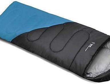 15 C Camping Sleeping Bag FP3 Super Warm 210T Waterproof 1400gm Envelope Outdoors 10 to