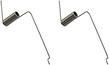 Pack of 2 Replacement For DA61-01914A Kenmore Refrigerator Spring Etc-Cover Ice