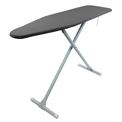 Homz ironing board T-Leg, Charcoal Grey
