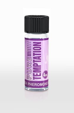Pure Temptation - Pheromone Perfume Additive for Women to Attract Men