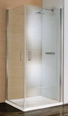 Mampara de ducha Polaris Dream acceso de ángulo cristal 6 mm ...