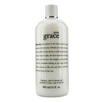 Philosophy Pure Grace Shampoo Bath & Shower Gel 480ml 16 oz