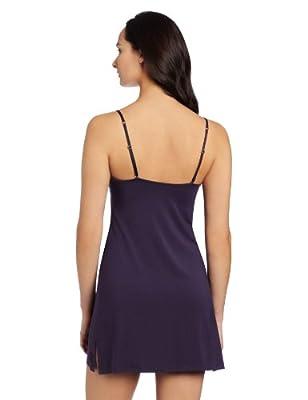 Calvin Klein Women's Essentials V-Neck Chemise Nightgown