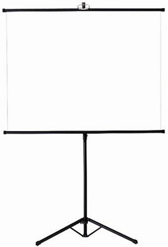 KIKUCHI 60インチ壁掛け&携帯タイプスクリーン4:3スクリーン(ホワイトマットアドバンス) KPS-ST60WA   B000FHSMFS