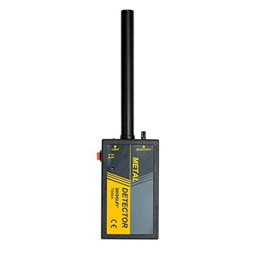 all-sun-handheld-metal-detector-ts66a-waterproof-wand-pin-pointer-with-spotlight