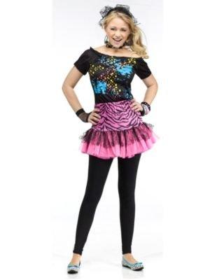 80s Pop Party Diva Teen Costume -