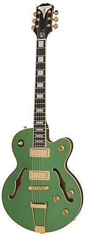 Epiphone Uptown Kat ES Emerald Green Metallic · Guitarra eléctrica