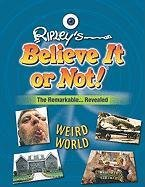 Download Weird World (Ripley's Believe It or Not! (Mason Crest Paperback)) pdf